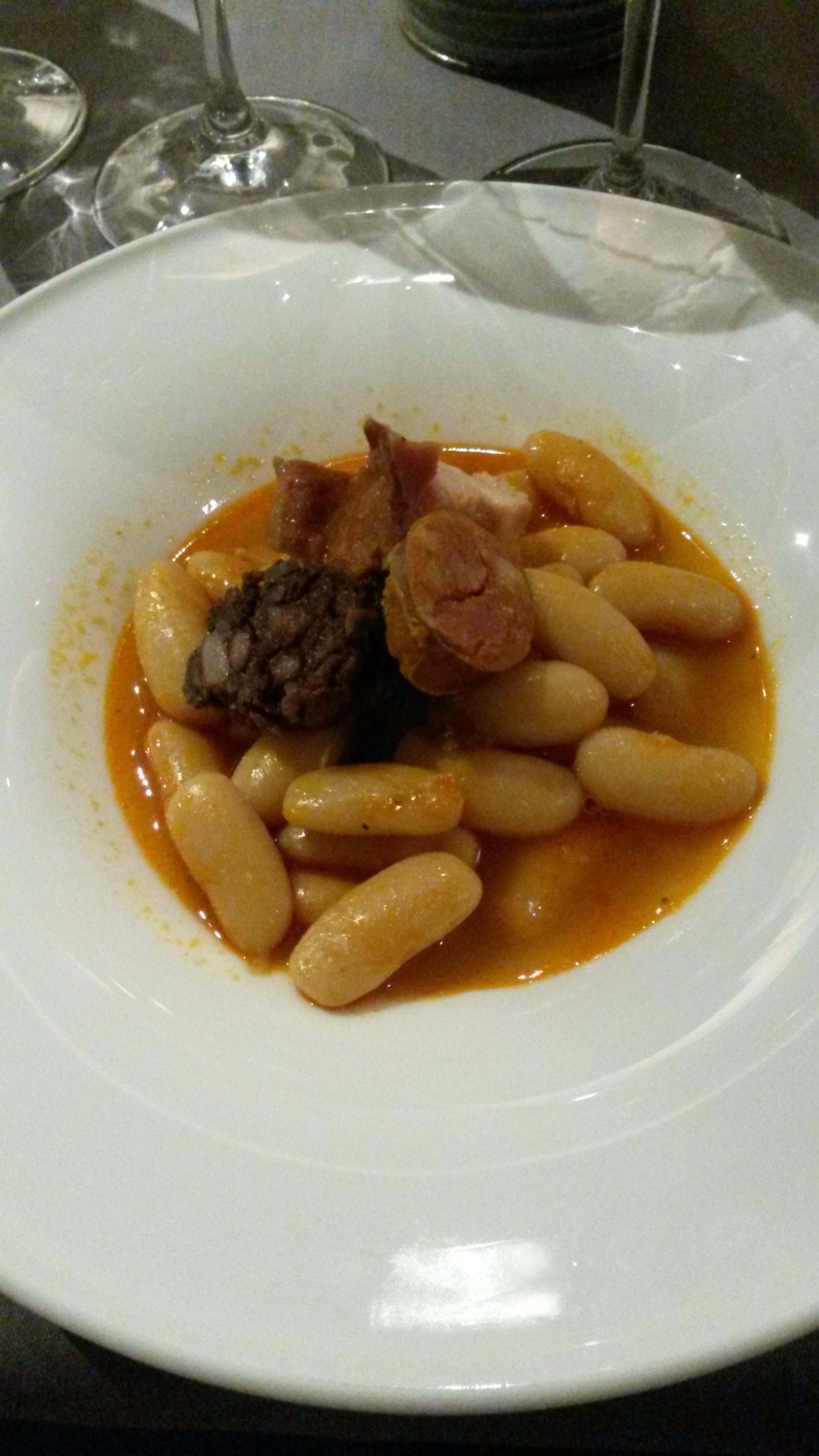 Restaurante en Madrid Fabada Asturiana