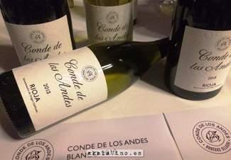 Conde de los Andes blanco 2013