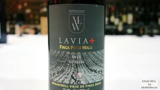 Lavia + Finca Paso Malo 2012