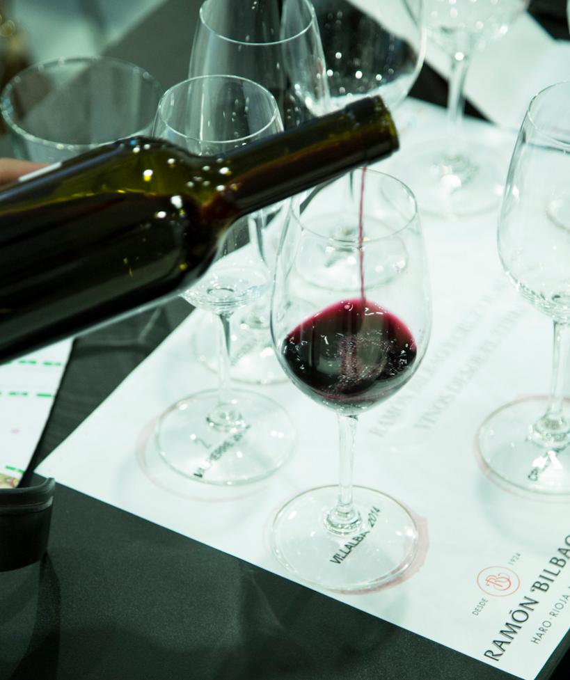 Cata ramon bilbao vinos terrun%cc%83o