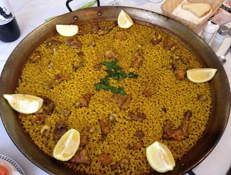 Restaurante El Timón en Pinoso