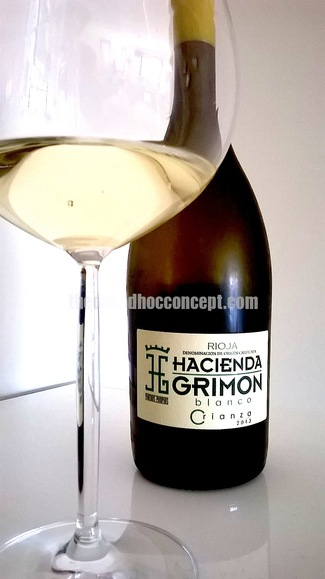 Hacienda Grimon Blanco 2013
