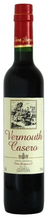 Vermouth Casero Pérez Barquero (50 cl.)