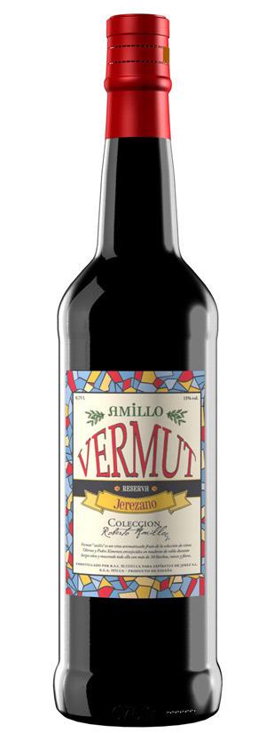 Amillo Vermouth Reserva