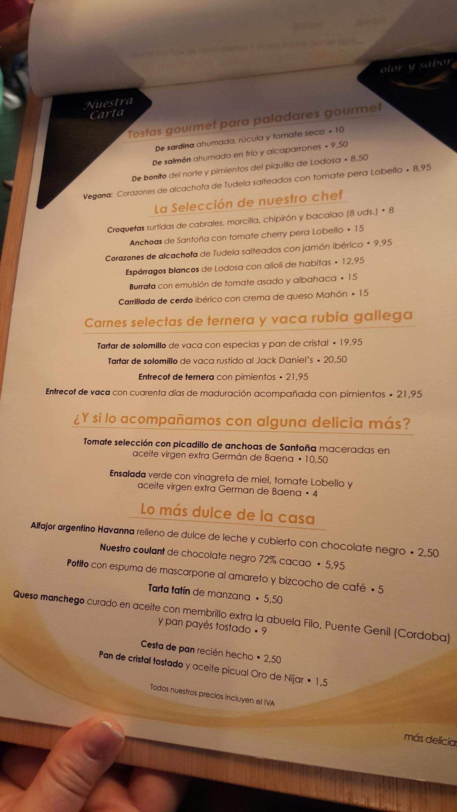 Restaurante Olor y Sabor