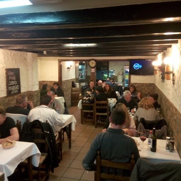 Casa Marcelino el Rincón del Vino en Barcelona Casa Marcelino el Rincón del Vino