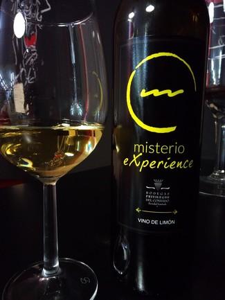 Misterio eXperience Vino de Limon