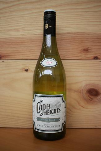 Cape Heights Chenin Blanc 2015