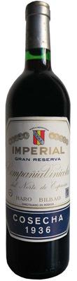 Imperial Gran Reserva 1936