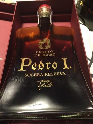 Brandy Pedro I