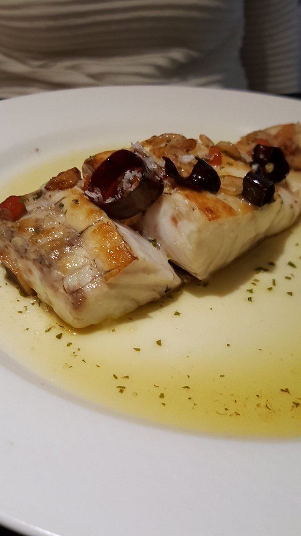 Restaurante en Madrid Corvina a la bilbaina