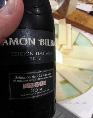 Ramon bilbao edicion limitada 2012