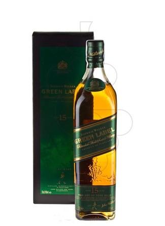 Johnnie Walker Green Label 15
