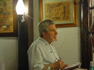 El Chef Benito Carbonella