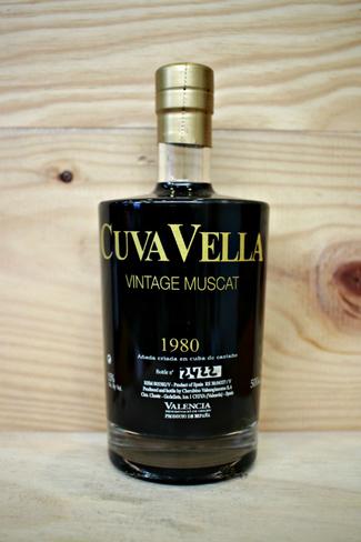 Cuva Vella Vintage Muscat 1980