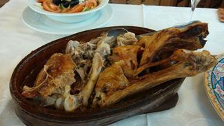Restaurante Los chicos en Villaverde de Íscar