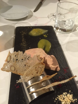 Foie-gras micuit de pato