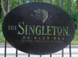 Singleton glen ord logo