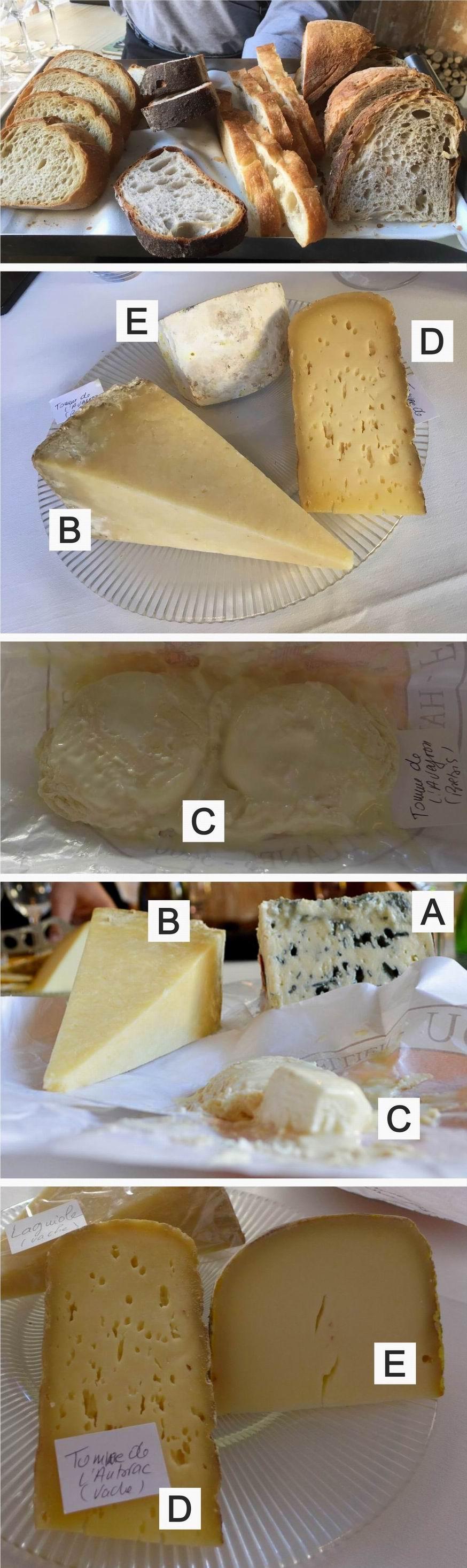 La Salita Surtido de quesos franceses