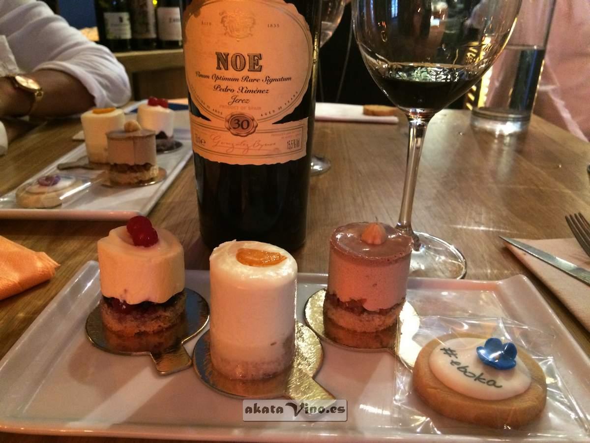 Eboka en Málaga Restaurante EBOKA