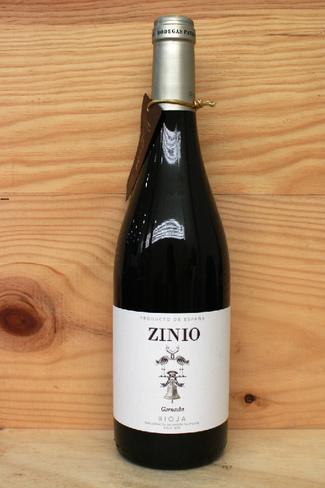 ZINIO Garnacha 2015 (D.O.Ca Rioja) 2015
