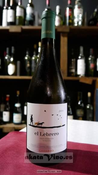 El Lebrero Albillo FB 2014 (V.T. Castilla y León) 2014