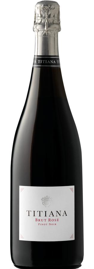 Parxet Titiana Brut Rosé Pinot Noir 2012