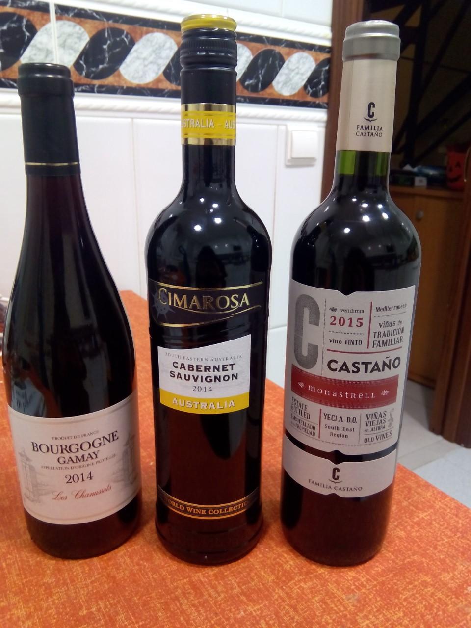 vinos de lidl