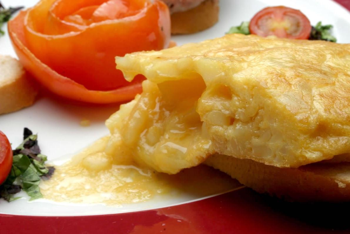 Tortilla de patatas Jose Luis