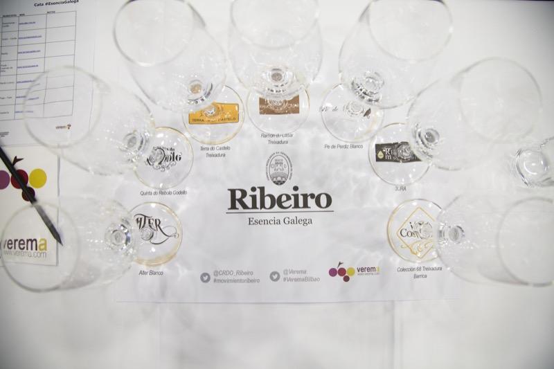 Vinos Cata Ribeiro Verema Bilbao