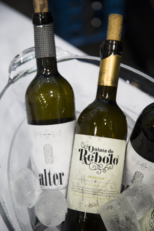 Alter y Quinta do Rebolo Godello