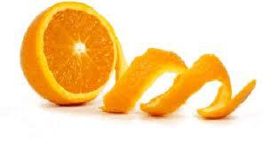 Tiras de Naranja