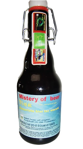 Mystery of the beer
