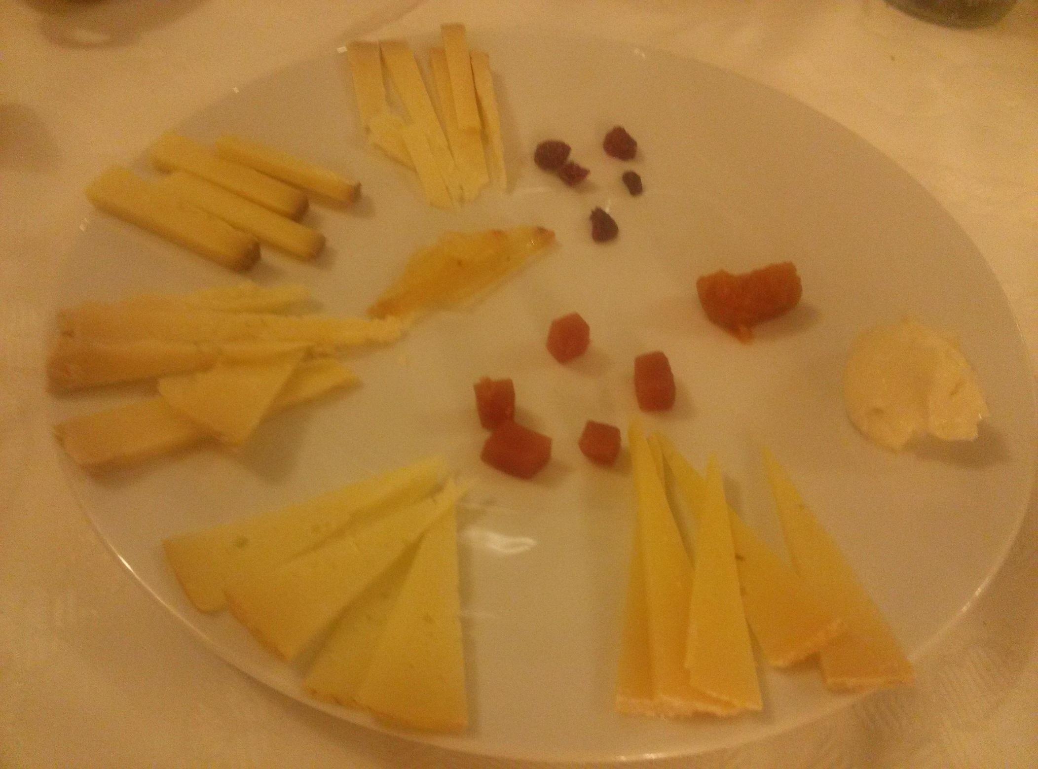 Unos quesos...