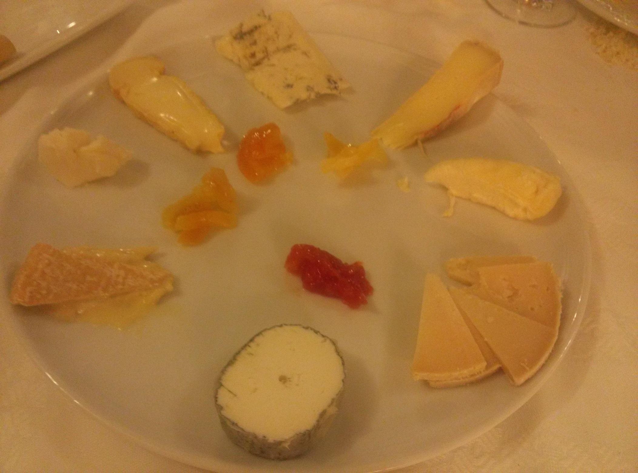 Maravillosos quesos...