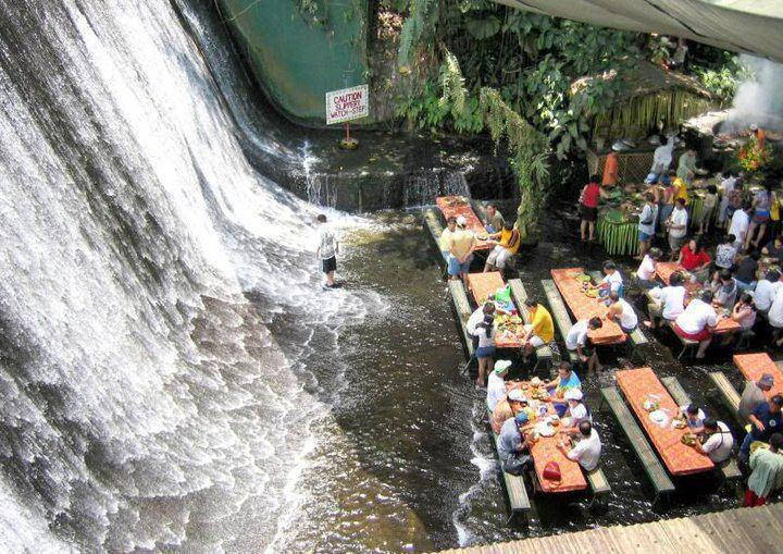 Lebassin Waterfall Restaurant