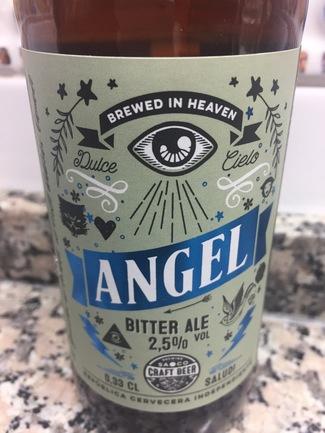 Angel bitter ale