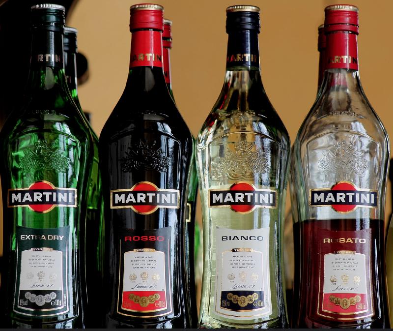 Tipos de Martinis