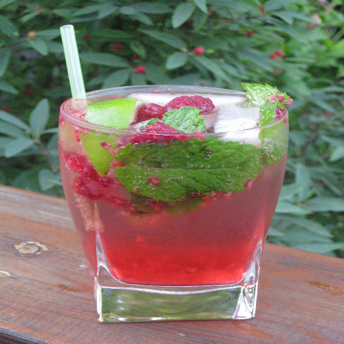 Pink Martini Mojito