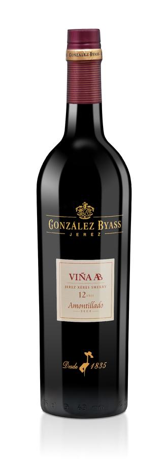 Amontillado Viña AB (D.O. Jerez y Manzanilla-Sanlúcar de Barrameda)