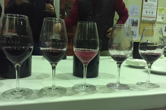 Los futuros vinos de legaris