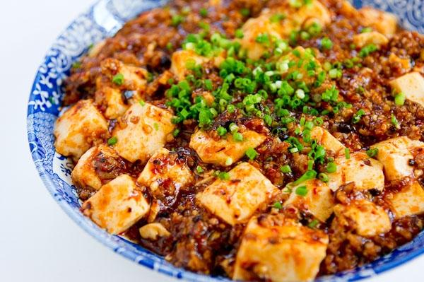 Tofu Mapo Doufu