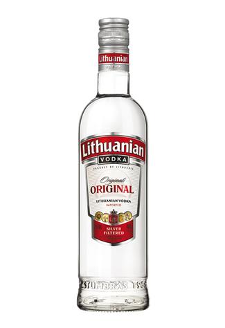 Vodka de lituania logo