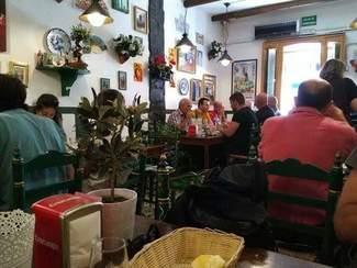 Restaurante Tasca el huequito andaluz en San Cristóbal de La Laguna