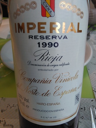 Imperial Reserva 1990
