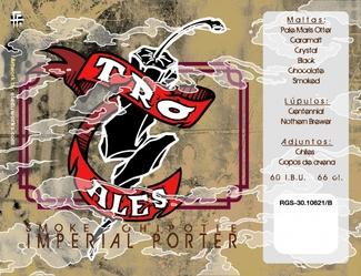 Tro Ales Smoke Chipotle Imperial Porter
