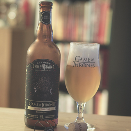 Cerveza Juego de Tronos