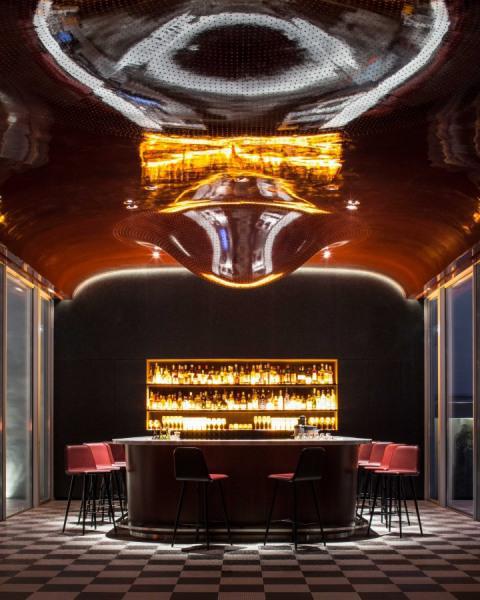 Les Bains bar