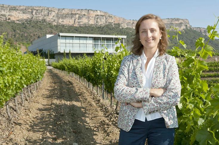 Mireia Torres. Personaje del mundo del vino 2016en España. Premios Verema