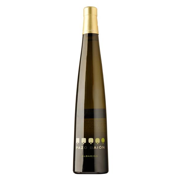 Pazo Baion Albariño 2014. Mejor Vino Blanco del Año 2016. Premios Verema